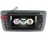 Wholesale Built - In Mirror Link 6.2 Android Car DVD Player Seat Ibiza Car Stereo Head Unit from china suppliers