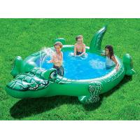 Wholesale Green EN71 6P Backyard Inflatable Pool Floats / Baby Swimming Pool Tub from china suppliers