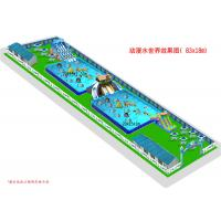 China Alliance customize giant or mini water park manufacturer water park plan business on sale