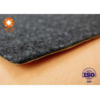 Quality Needle Punched Nonwoven Polyester Self  Adhesive Felt CE SGS ISO for sale