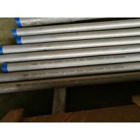 "Wholesale Seamless Stainless Steel Pipe, ASTM A312 TP304H , TP310H, TP316H, TP321H, TP347H  Grain Siz Test 1"" SCH40S 6M from china suppliers"