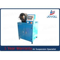Quality High Performance Hydraulic Crimping Machine , Hydraulic Hose Pipe Crimping for sale
