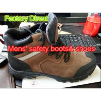 Wholesale Safety Shoes safety boots, mens Safety shoes safey boot from china suppliers