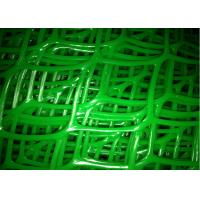 Wholesale Diamond Shape Plastic Wire Mesh Twill Weave Fine Toughness For Petroleum from china suppliers