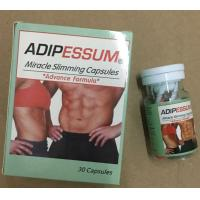 China White Lid Weight Loss Fast Pills White Cover Adipessum Slimming Capsules for sale
