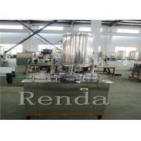 China High Speed Soft Drink Carbonated Drink Filling Machine For Coca - Cola Packaging on sale