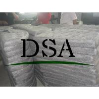 China Oil and air mist eliminator/Wire mesh filter demister on sale