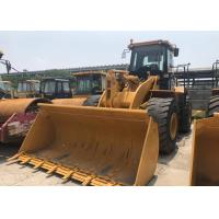 China Normal Operating Used Wheel Loader Caterpillar 966H , Used Caterpillar Front Loader on sale