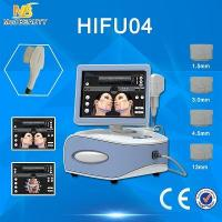 Wholesale Portable Hifu Machine Beauty Equipment Superficial Deel Dermis And SMAS from china suppliers