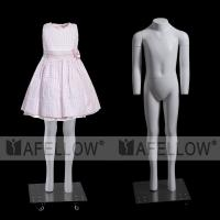 Wholesale Pop fashion product high grade kid ghost mannequin no head for display from china suppliers
