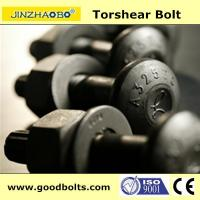 Wholesale Tor-shear Type High Strength Bolt Standard ASTM F1852 F2280(ISO9001:2008) from china suppliers