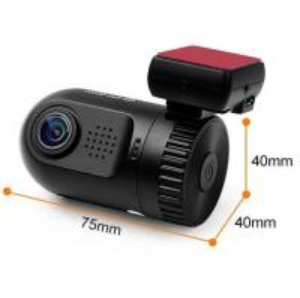Wholesale Mini 0801 Full HD Video Recorder Car Camera DVR Ambarella A7 A2 1080P 1296P SOS+GPS from china suppliers