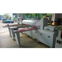 Quality Reciprocating Computer Panel Saw With Ball Bearing Air Float Working Table for sale
