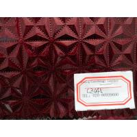 Wholesale Synthetic Leather Upholstery Waterproof, Abrasion Resistant for Home Textile, Decorative from china suppliers
