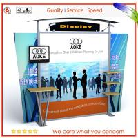 Wholesale Heavy-Duty Aluminum Booth 3m × 2.4m , POP Up Trade Show Displays from china suppliers