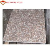Wholesale Custom Peach Flower Red G687 Granite Tiles For Bathroom Floor from china suppliers