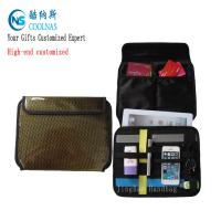 Wholesale Tech Organizer Laptop Bag , Electronics Travel Cocoon Grid It Organiser from china suppliers