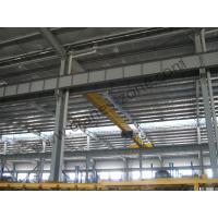 Wholesale Light duty electric Single girder overhead cranes travelling crane with 10 T load capacity from china suppliers