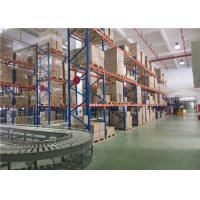 Wholesale High efficiency Pallet Warehouse Storage Racking Easy Assemble And Disassemble from china suppliers