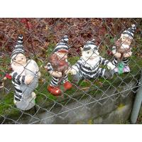 Wholesale 2011 new hot polyresin handmade garden gnomes from china suppliers