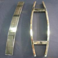 Wholesale Stainless steel handle/glass door handle/ Square pull handle ( BA-PH016 ) from china suppliers