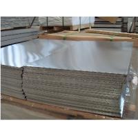 Wholesale Plain Aluminium Sheet Metal 1100 3003 1050 1060 8011 5052 with Customized Width from china suppliers