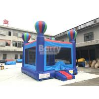 Buy cheap Fireproof Safe Kindergarten Baby Balloon Inflatable Bounce House / Inflatable Jumping House from wholesalers