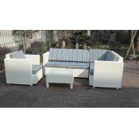 Buy cheap 6pcs sectional garden wicker sofa furniture outdoor rattan sofa set from wholesalers
