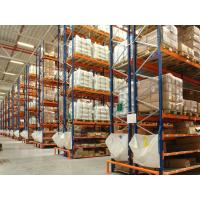 Wholesale 5 Levels Box Beam Warehouse Pallet Racking Systems For Cold Room ISO Approval from china suppliers
