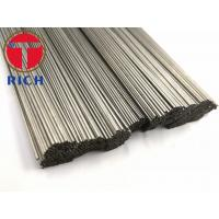 China The  smallest diameter 0.2mm Ti tubes for sale
