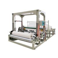 Quality Tissue Paper Rewinder Machine / Jumbo Paper Slitting Rewinding Machine for sale