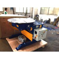 China 220V Welding Turn Table / welding rotating table CE certificates on sale