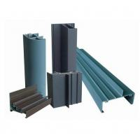 Wholesale PVDF Painted 6061 Aluminum Profile For Windows / Doors , Extruded Aluminum Framing Systems from china suppliers