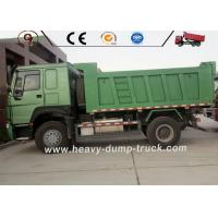 Construction Used Sinotruk Howo Heavy Dump Truck 30 Cubic Meter 20 Ton for sale