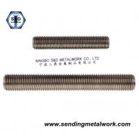 Wholesale Stud Bolts ASTM A193 B8 Ss304 Ss316 from china suppliers