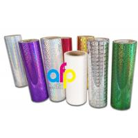 Wholesale Various Design Holographic Thermal Lamination Film for Gift Wrapping from china suppliers