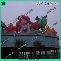 Wholesale Inflatable Mermaid, Inflatable Sea-Maid from china suppliers