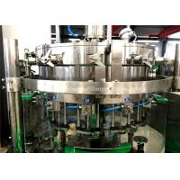 Wholesale Carbonated Soda Water Drink Glass Bottle Filling Machine Linear Type from china suppliers