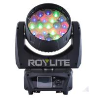 Wholesale AC110 - 240V Led Beam Moving Head Light Variable Strobe Effect 8 - 60 Degrees from china suppliers