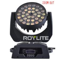 Wholesale 10w RGBW Multi Color Led Moving Head Wash Light With Zooming Beam Angle 10° -  60° from china suppliers