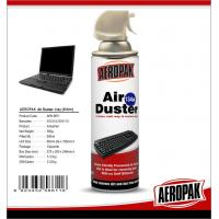 Wholesale Non Toxic Industrial Cleaning Products, Computer / Keyboard Air Duster Can from china suppliers