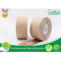 Wholesale Fiberglass Reinforced Seal Packing Kraft Paper Tape For Bundling Box from china suppliers