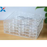 Wholesale Custom 3 Layer Plexiglass Display Box False Eyelash Packaging Case Without Recycle from china suppliers