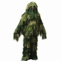 Quality Lightweight Green Camo Ghillie Suit For Adult, Condor Tactical Ghillie Suit Woodland For All Size for sale
