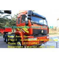 Wholesale SINOTRUK SWZ Prime Mover Truck 6X4 371HP TRACTOR TRUCK ZZ4251N3241C from china suppliers