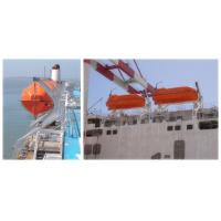 Buy cheap Best Price MED Certificate FRP 120 Persons Totally Enclosed Motor-Propelled from wholesalers