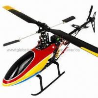China 3D 6CH 450 V2 CNC RC Helicopter RTF with Upgrade Metal Frame on sale