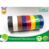Wholesale Customized Crepe Paper Rainbow Colored Masking Tape For Basic Painting from china suppliers
