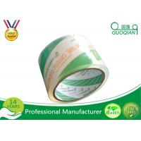 "Quality 2"" x 110YDS Crystal Clear Acrylic Adhesive Bopp Packing Tape For Carton Sealing for sale"