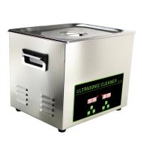 Wholesale Benchtop Medical Ultrasonic Cleaning Machine 110/220V Pharmaceutical / Food Industry from china suppliers